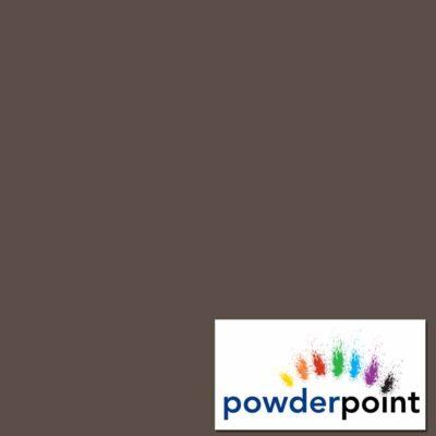 Bitter Chocolate BS08B29 Semi Gloss 60% Epoxy Polyester Leatherette Powder Coating 20kg