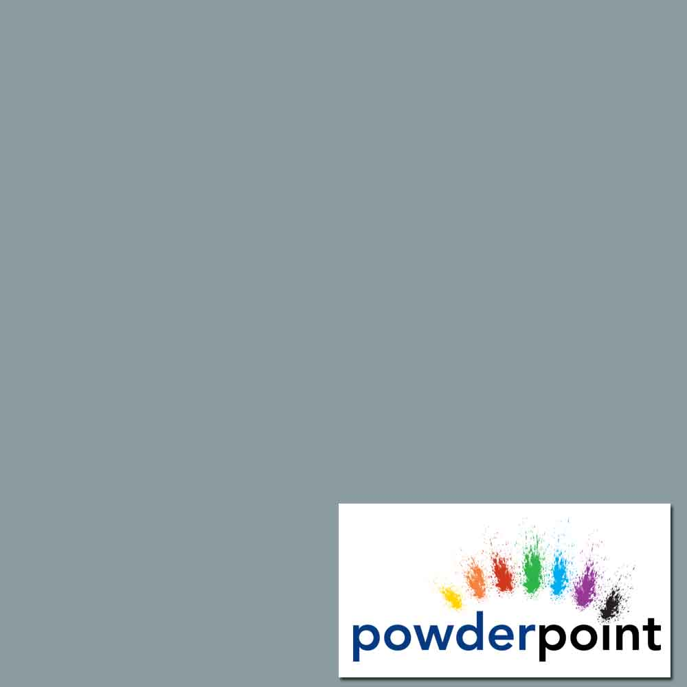 Platinum Grey RAL 7036 Semi Gloss 60% Polyester Powder Coating 20kg